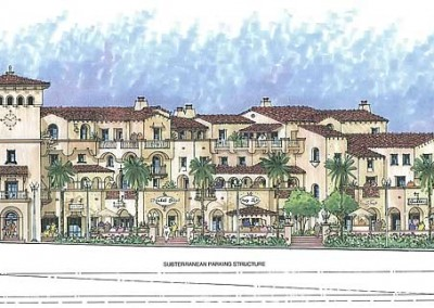 Miramar Plaza, Mixed-Use Development, Environmental Impact Report