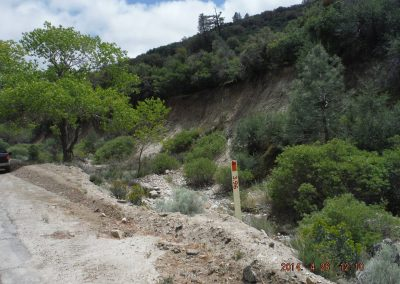 Pine Canyon Road Reconstruction