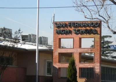 San Fernando High School Teen Center