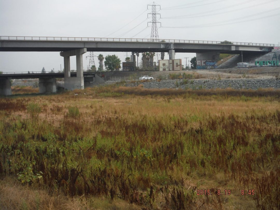 Slauson Avenue Bridge
