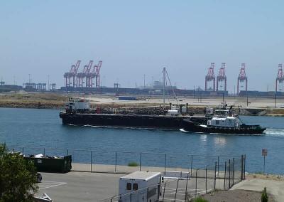 Tugboat Air Emissions Study
