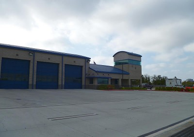 John Wayne Airport, Fire Station No. 33, Noise Study