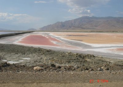 Owens Lake Dust Mitigation Project – Phase 7