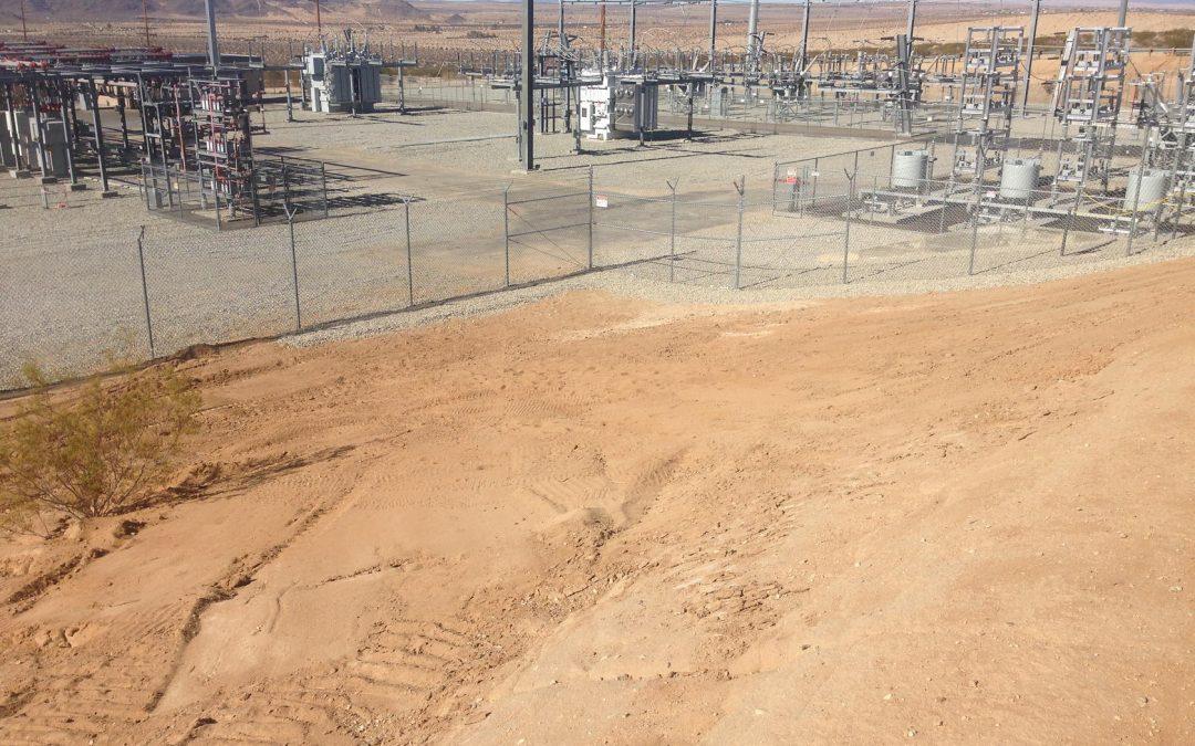 Carodean Substation